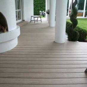 Terrasse aus WPC - Holz Fürst in Wien
